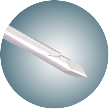3D Biopsy Needle